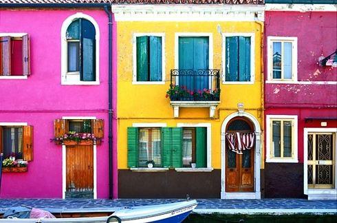 Бурано Италия 2