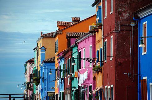 Бурано Италия 3