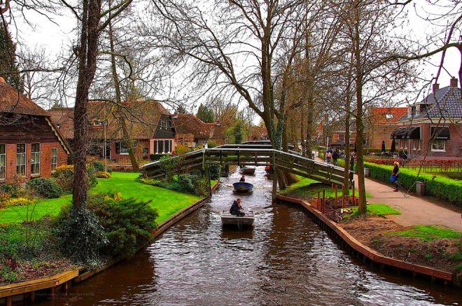 Гитхорн Нидерланды 1