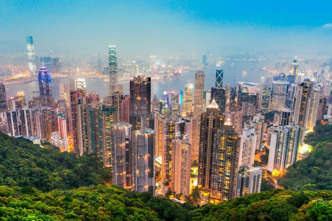 Гонконг, Гонконг