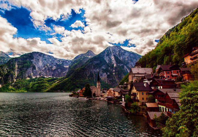 Халльштатт Австрия 1
