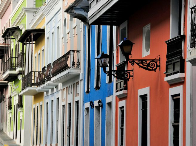 Старый Сан-Хуан 2