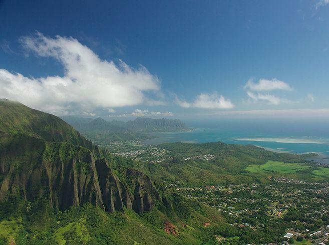 Тропа хайку Оаху, Гавайи 2