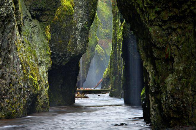 Ущелье Онеонты, Орегон 1