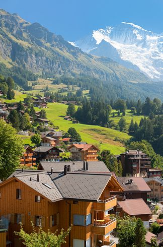Венген Швейцария 2