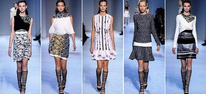 Модные платья – осень-зима 2016-2017 e33ab29fd6270