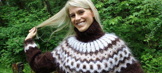 исландский свитер