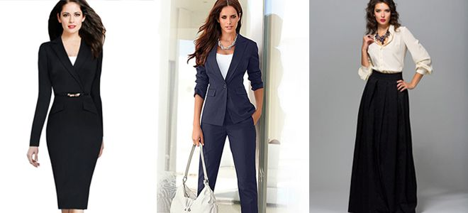 f4ad6a1c5ce7 Женская одежда для офиса - офисный дресс-код