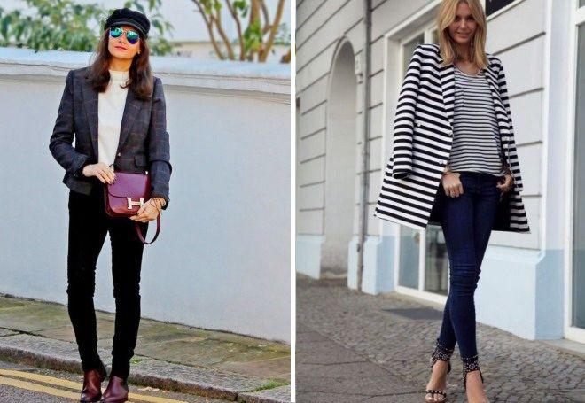 Пиджак с джинсами 18