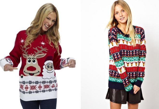 ca1e76e0792fced Новогодние свитера женские, мужские, для пары и для всей семьи