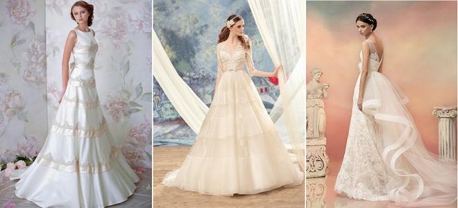 6387aa890a69d5b Пышные свадебные платья Папилио и вечерние наряды бренда