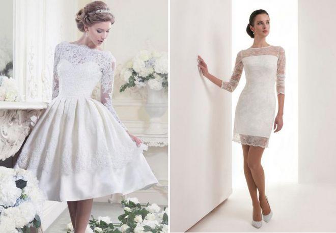 белое свадебное платье 13