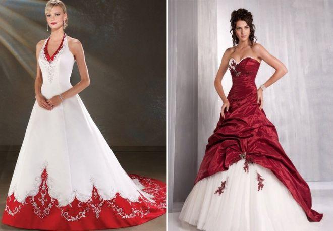 белое свадебное платье 19