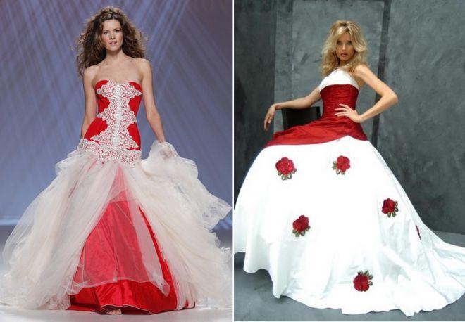 белое свадебное платье 20