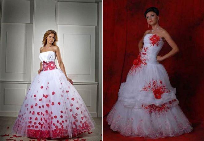 белое свадебное платье 21