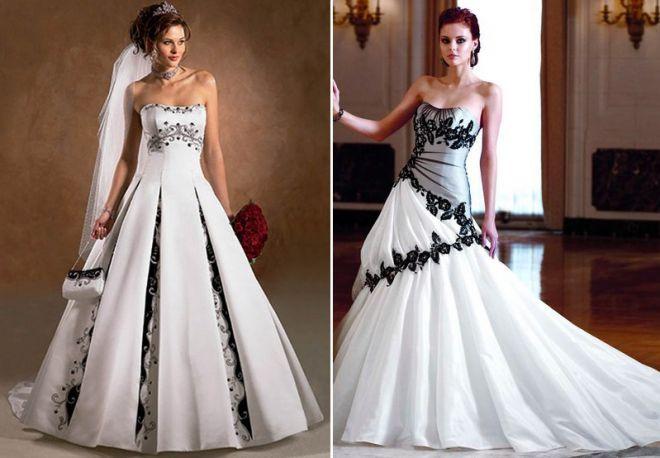 белое свадебное платье 23