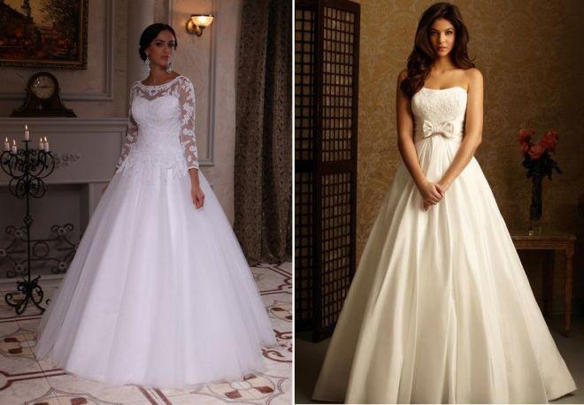 белое свадебное платье 4