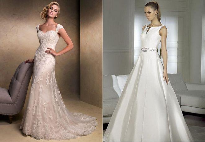 белое свадебное платье 5