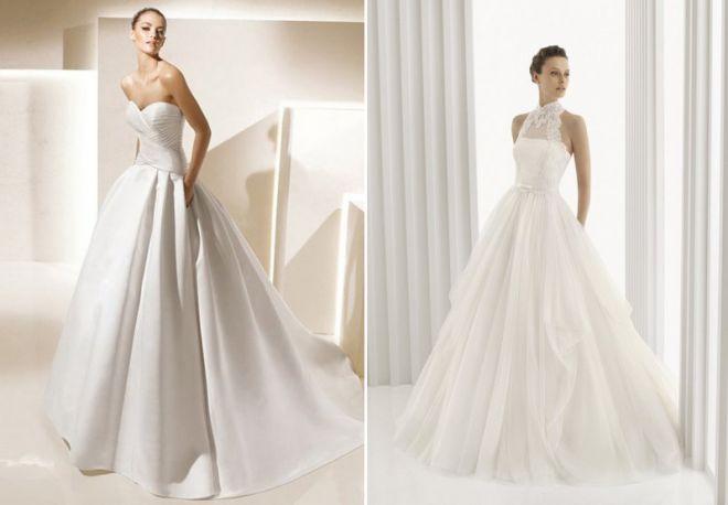 белое свадебное платье 6