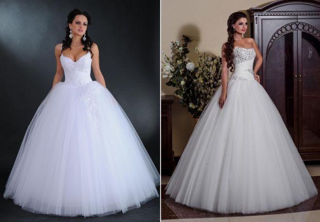 белое свадебное платье 8