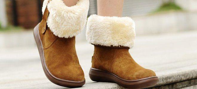 3b82c9906 Самая теплая модная и стильная женская зимняя обувь