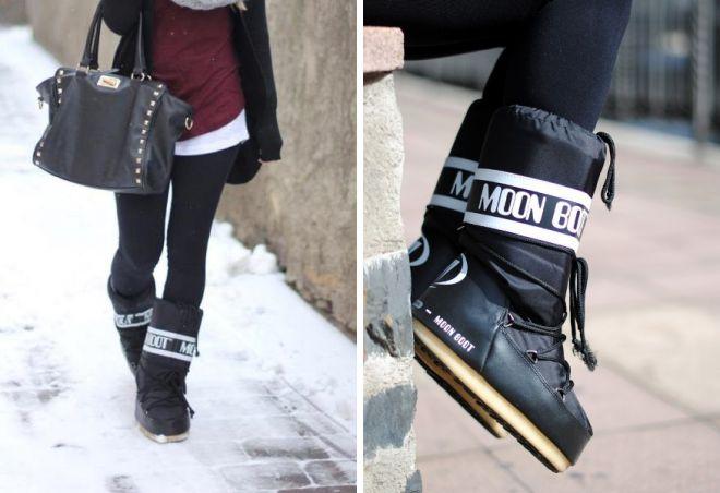 fa74d939d139 Самая теплая модная и стильная женская зимняя обувь