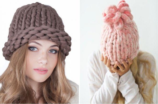 вязаная шапка хельсинки Helsinki Hat с чем носить