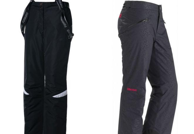 женские утепленные брюки17