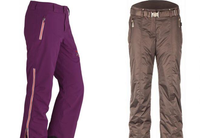 женские утепленные брюки18