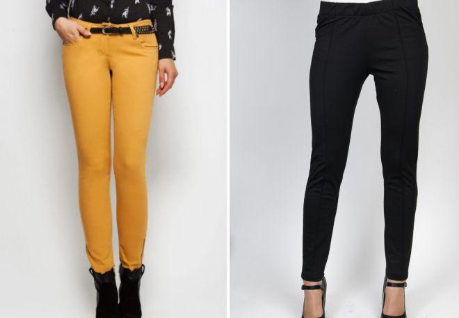 женские утепленные брюки7