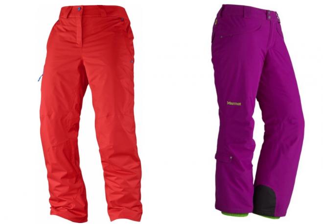женские утепленные брюки9