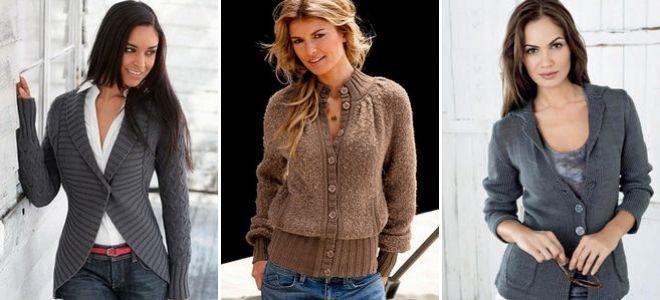 модные женские вязаные кофты летние ажурные и теплые зимние