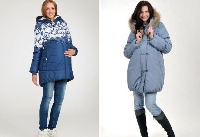 2c34c70e4042015 Женские куртки для беременных – трансформер, бомбер, парка, пуховик