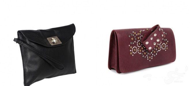 102d514940c8 Стильный женский кожаный клатч – кошелек, папка, портмоне и другие ...