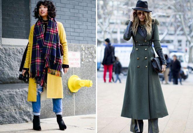 уличная мода 2019 на весну