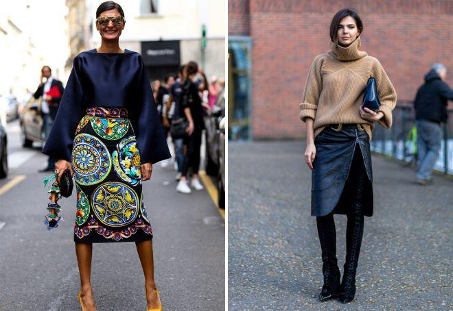 тенденции уличной моды 2019