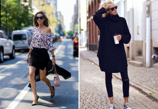 уличный стиль одежды 2019