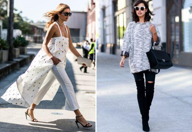 уличная мода 2019 для женщин