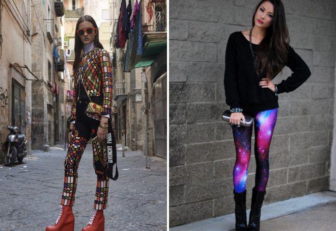 мода 2019 уличный стиль