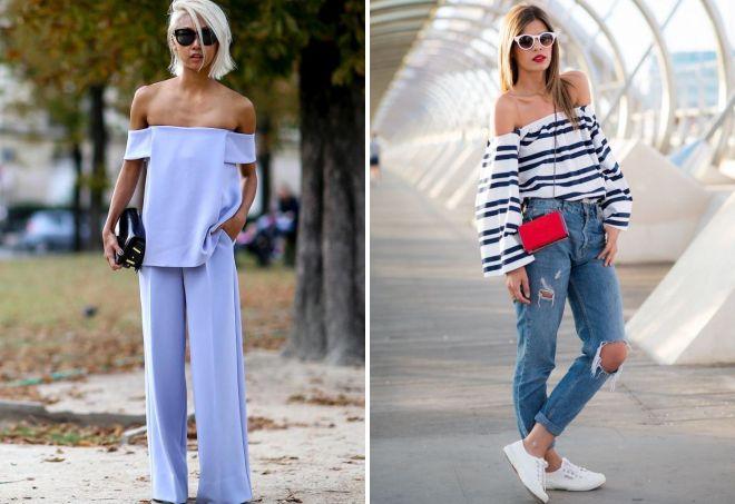 уличная женская мода 2019