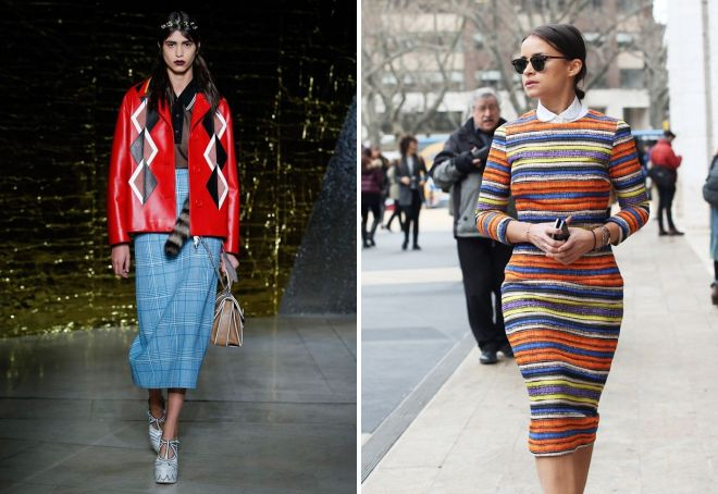 уличная мода весна 2019 года