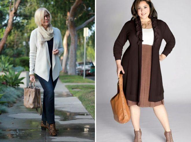 одежда для женщин после 45