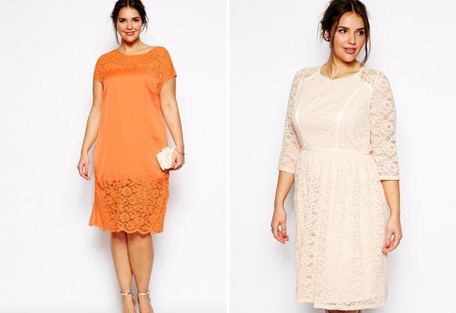 625a2db9024710c Модные красивые платья для полных – вечерние и повседневные ...