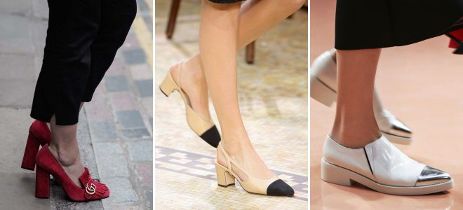 Самые модные туфли 2017 года на каблуке, платформе, тракторной ... e12718cd69c