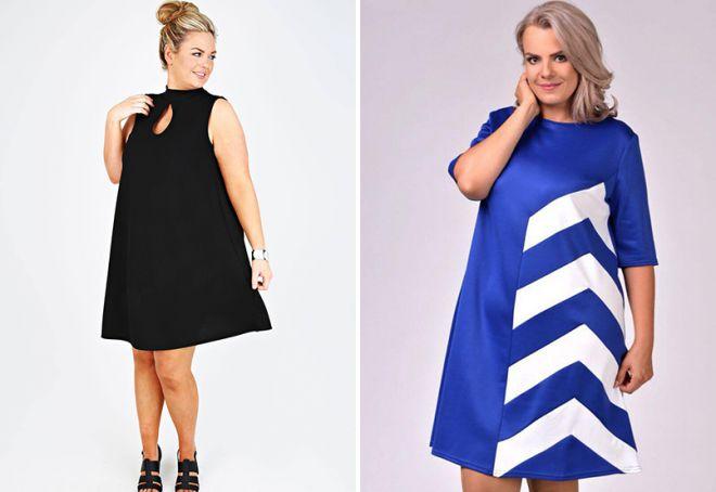 5bc5048095f3356 Нарядные вечерние платья для полных женщин и девушек – самые ...