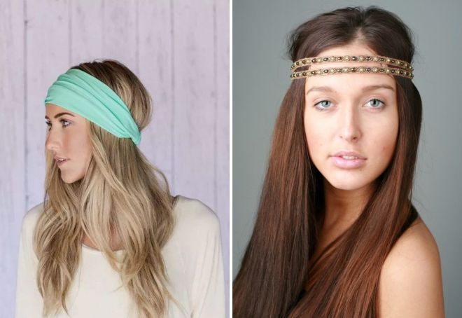 повязка на голову для волос