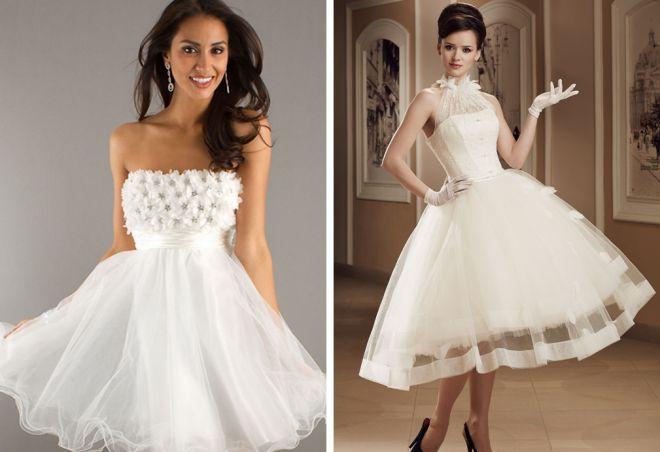 белое платье 13
