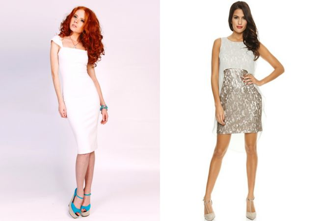 белое платье 15