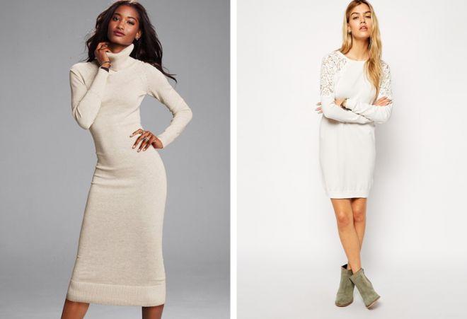 белое платье 22