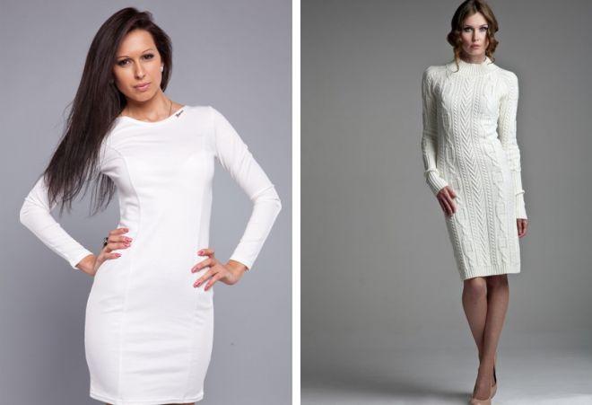 белое платье 23